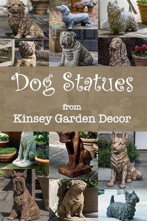 boxer dog large outdoor statue cast stone kinsey garden decor