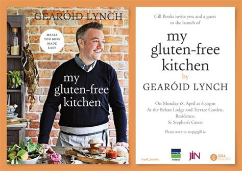 Official My Gluten Free Kitchen Book Launch Chef My Kitchen Book