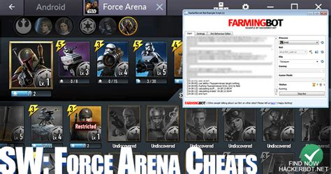 hacked apks wars arena bots hacks and cheats swfa