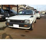 1983 Toyota Starelt Kp61 MT 109000km Around  I Will Let You Know