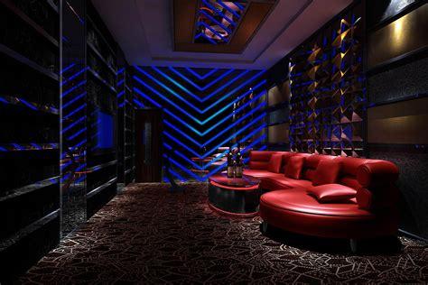 Bar Vip Room 3D Model .max   CGTrader.com