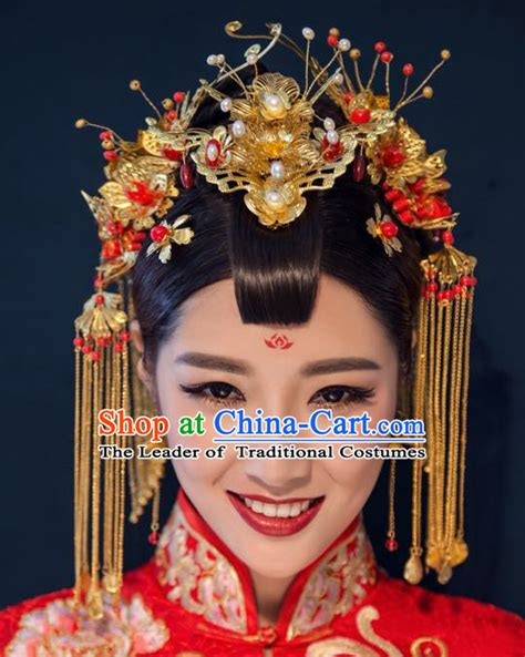 Wedding Hair Accessories China by Traditional Wedding Dress Dresses Shoes Gown