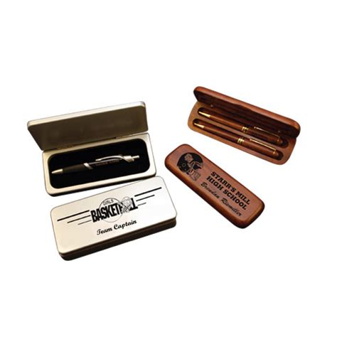 desk pen sets engraved engraved pen pencil sets