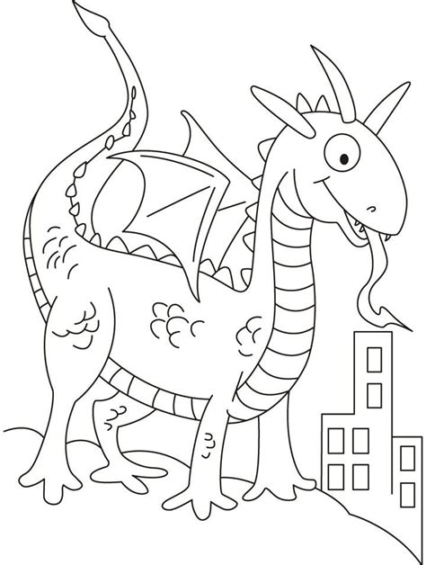 Medieval Dragon Coloring Pages Az Coloring Pages Midevil Dragons Coloring Pages