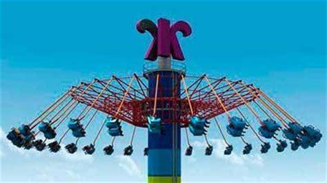 swings at knotts berry farm photos windseeker tower swing ride at knott s berry farm