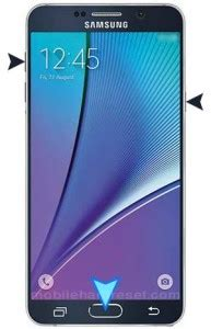 reset samsung i8150 how to hard factory reset samsung galaxy note 5
