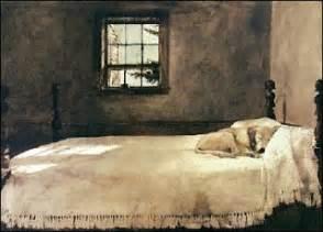 Wyeth Master Bedroom January 2009