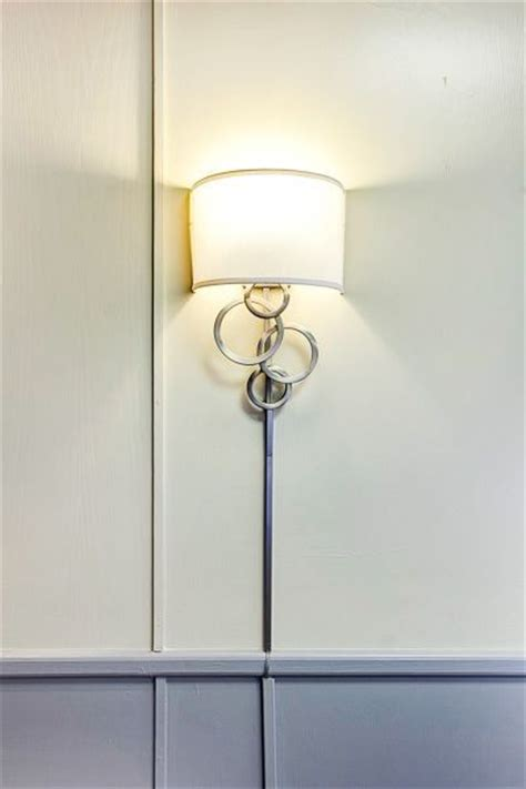 splashy in wall sconce in home office modern with
