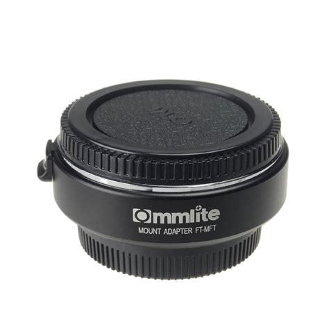 Lensa Canon Ring commlite comix lens mount adapter ef m4 3 electronic cm