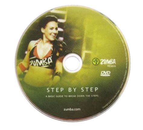 zumba steps for beginners dvd new zumba fitness quot step by step quot dvd free shipping