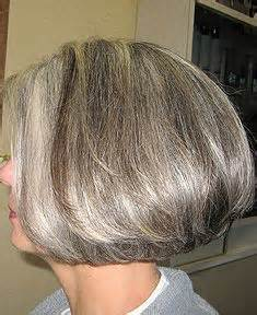 camouflaging gray hair with highlights blond pinstripe highlights to camouflage gray growing out