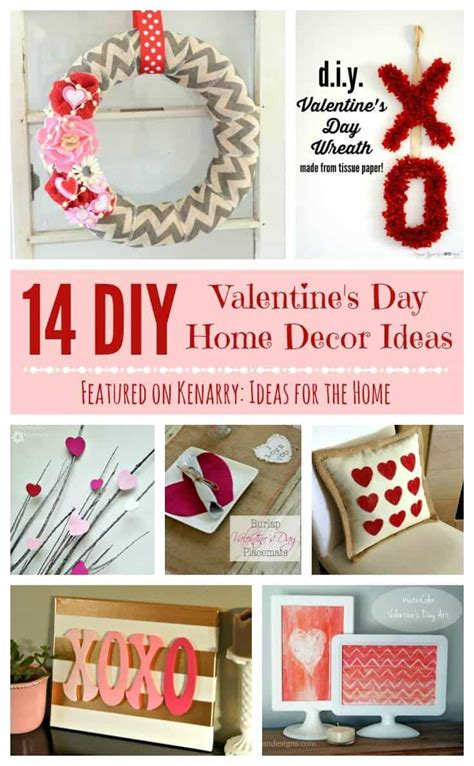 valentine home decor valentine s day home decor 14 beautiful diy ideas