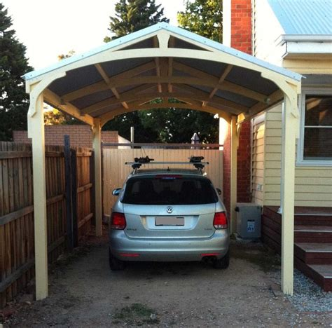 attached carport designs 25 best ideas about wood carport kits on pinterest