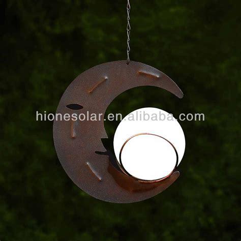 sun solar light sun moon hanging solar light garden buy solar hanging