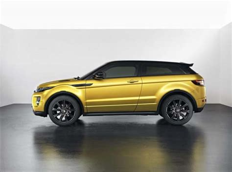 yellow land rover discovery range rover evoque sicilian yellow limited edition luxuryes