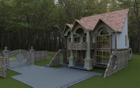 Four Bedroom House Plans In Kenya