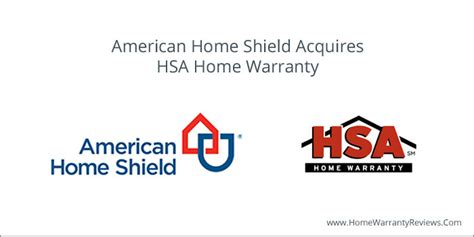 american home shield to buy hsa home warranty