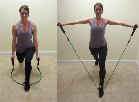 lateral resistor band exercises living room resistance band workout in in