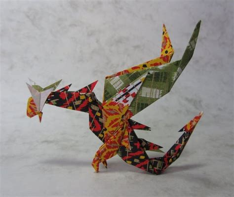 Origami Dragons - 1000 images about origami dragons on