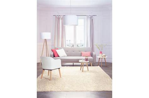 Table Et Chaise Pas Cher 2868 by Tapis Cr 232 Me 290 X 200 Shaggy Tapis Design Pas Cher