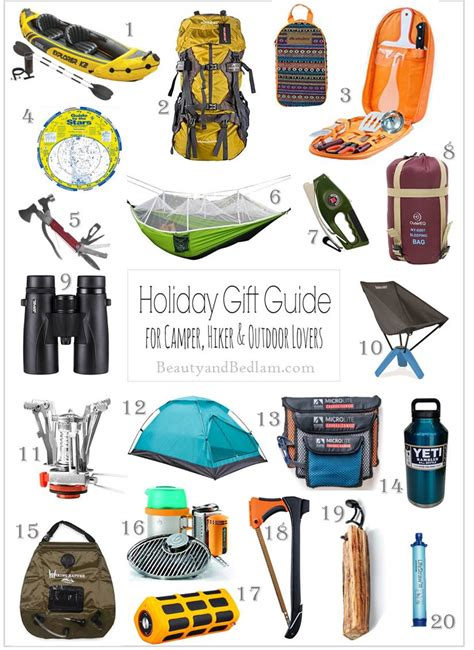 outdoor gifts for last minute gift guide for outdoor my boys