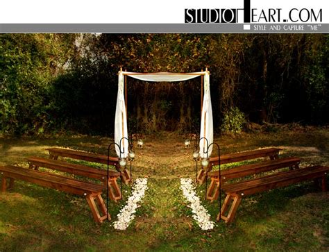 small backyard wedding ceremony ideas 25 best ideas about outdoor wedding altars on
