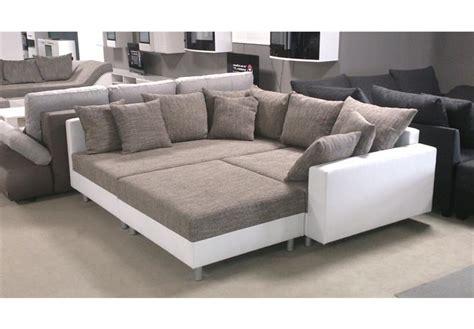 big sofa mit ottomane wohnlandschaft ecksofa sofa mit ottomane