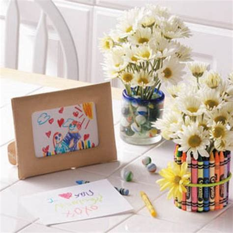 Crafts Handmade Gift Ideas - craft gift ideas for mothers day family