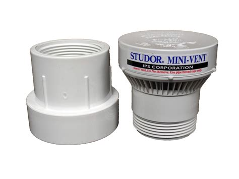 Plumbing Studor Vent by Studor Mini Vent Will Vent Up To 24 Dfu S On A Stack