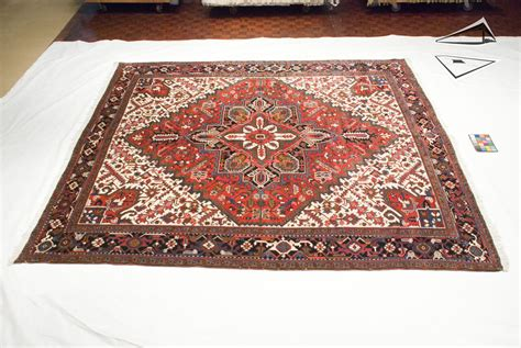 Large Square Rug by Mehrivan Square Rug 11 X 12