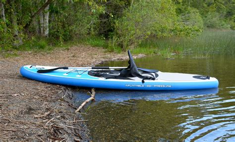 paddle boats with trolling motors on them california board co 132 current isup review