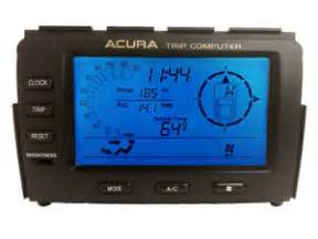 Acura Computer Acura Mdx Trip Computer Ebay