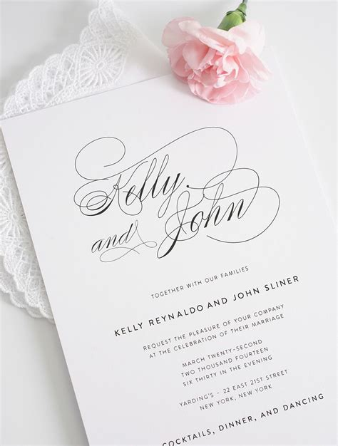 invitation to the wedding wedding hankies and wedding invitations shine wedding