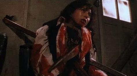 film evil dead trap evil dead trap horrorpedia