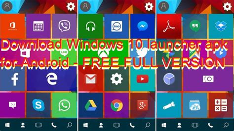 unity launcher full version apk free download download windows 10 launcher apk for android free full