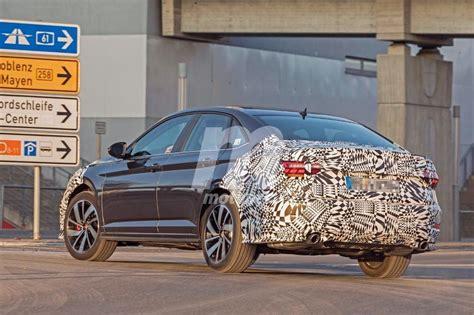 Volkswagen Vento Gli 2020 by El Nuevo Volkswagen Vento Gli Va Tomando Forma Mega Autos
