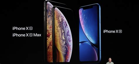 iphone xs iphone xs max iphone xr in india price specs more