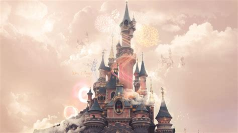 disney wallpaper computer screen disney castle backgrounds wallpaper cave