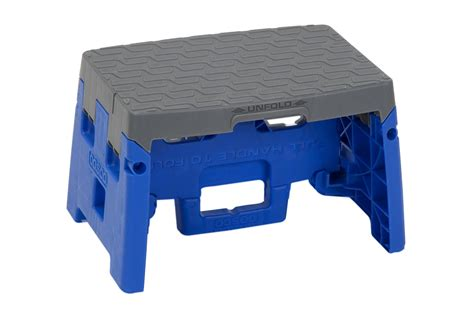 Folding 1 Step Stool by Cosco Products Cosco 1 Step Molded Folding Step Stool