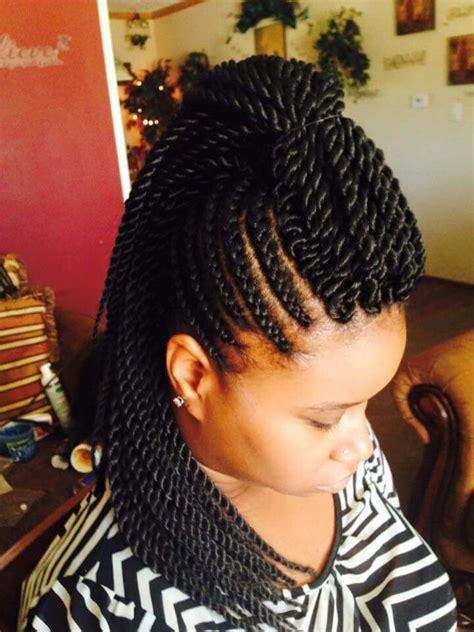 crochet mohawk hairstyle crochet mohawk crochet braids pinterest mohawks