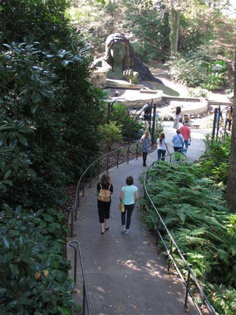 Piedmont Park Botanical Gardens Atlanta Botanical Garden Piedmont Park Maps