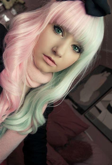 hair pastel pastel hair rachelinvogue page 8