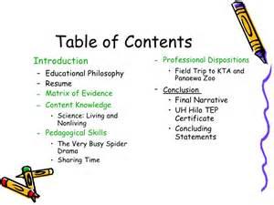 professional teaching portfolio template professional teaching portfolio