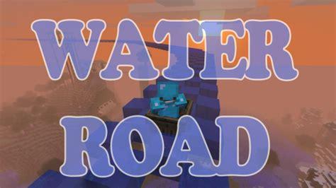 minecraft boat road water road tutorial minecraft boat roads wordpuncher s