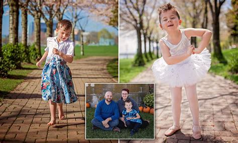 my son wearing a dress canadian mom shares images of son aged 5 wearing dresses