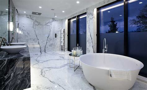 how to go to the bathroom regularly 9 ways to create a luxury look in your home real homes