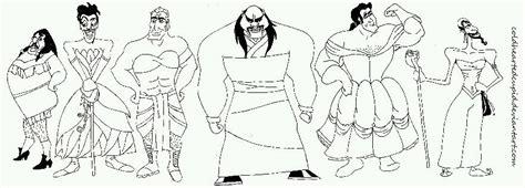 disney villains coloring pages disney villains coloring pages to print coloring pages