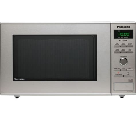 Microwave Panasonic Nn St340m panasonic nn sd27hsbpq microwave stainless