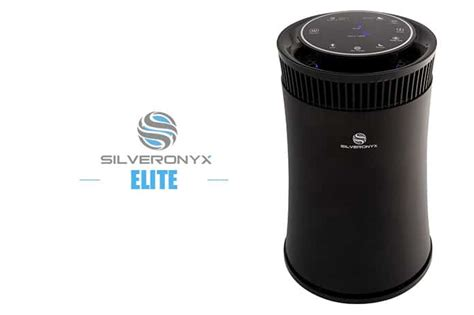 silveronyx elite    air cleaning system review