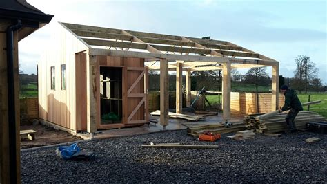 Carport And Shed by Morton Garden Buildings Ltd Cumbria Gazebos Garden